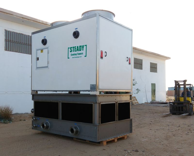 steady tower is a specialist provider of cooling tower services for all industries.